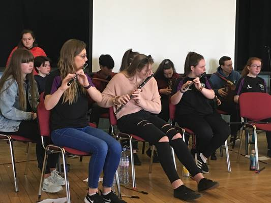 Pageant Rehearsals - Easter 2019