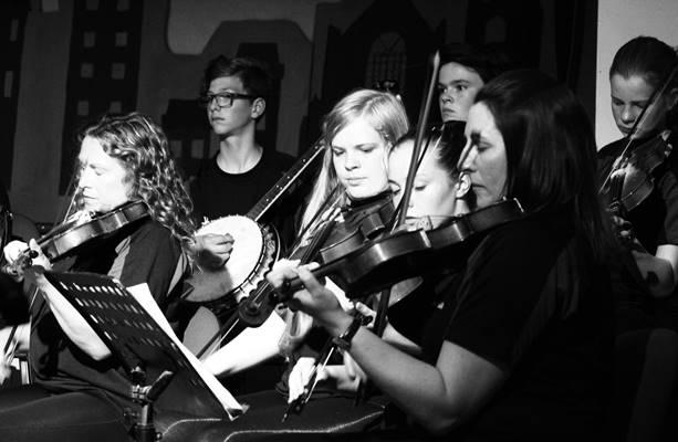 Ceolta Sí Fiddlers