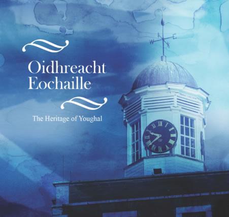 Oidhreacht Eochaille CD Front Cover